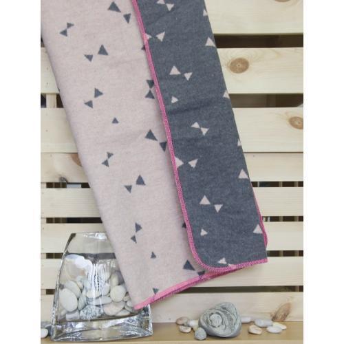 Бебешко одеяло Juwel - Триъгълници
